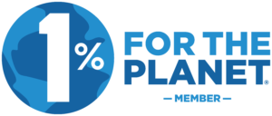 logo du site 1%fortheplanet, home page